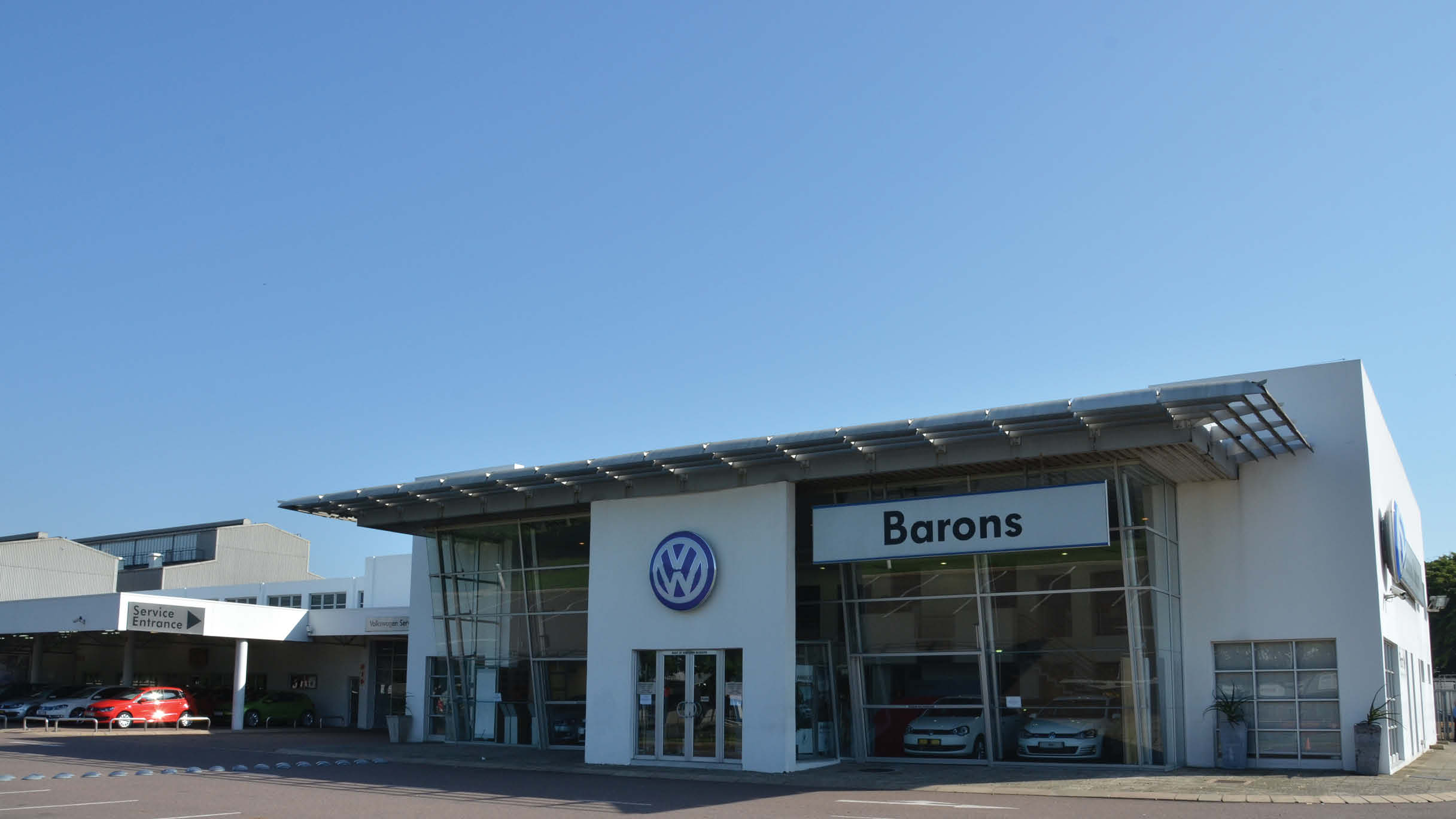 Barons Durban | Volkswagen South African Dealership
