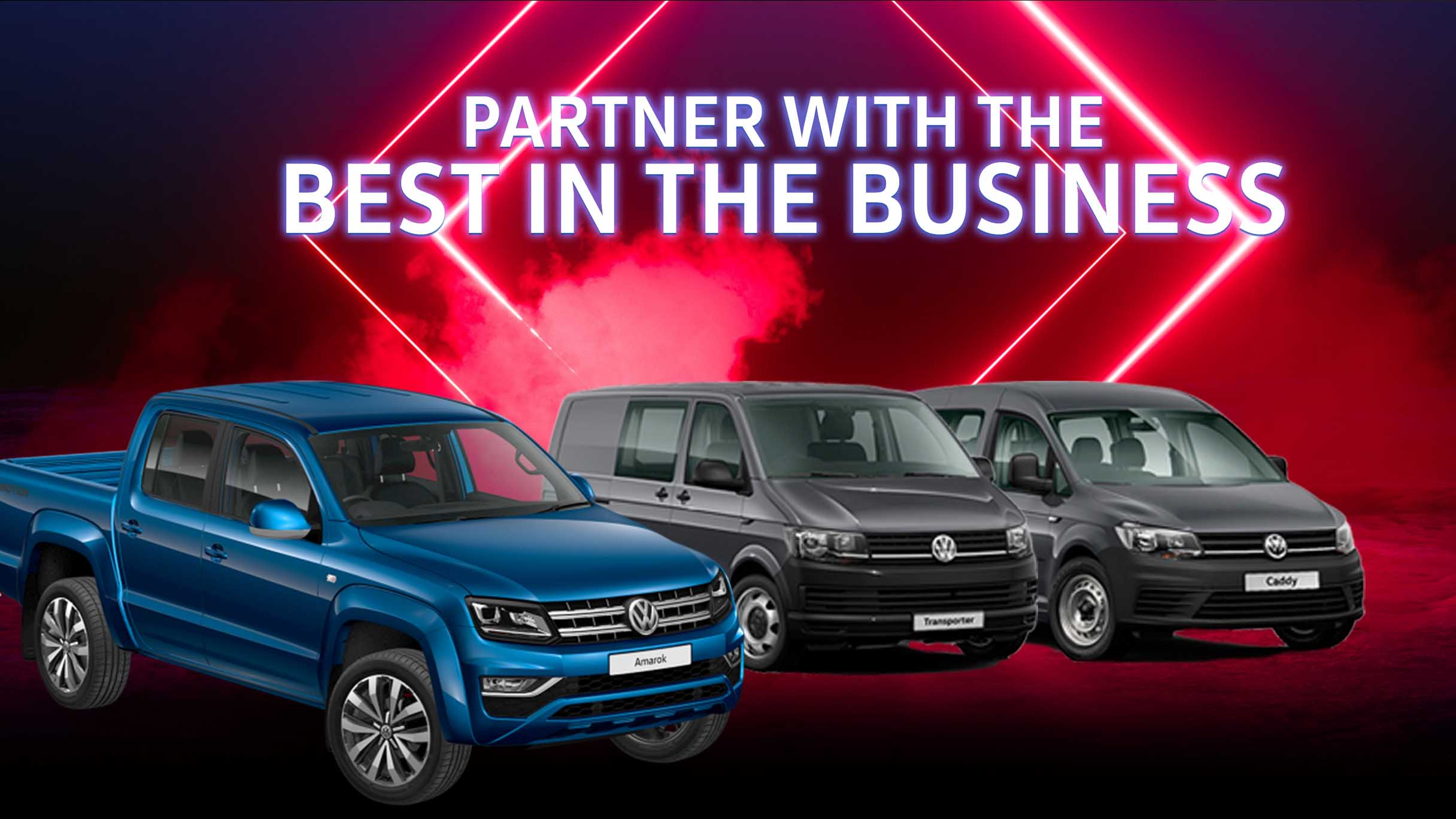 Get the best Volkswagen for your business at Barons Durban