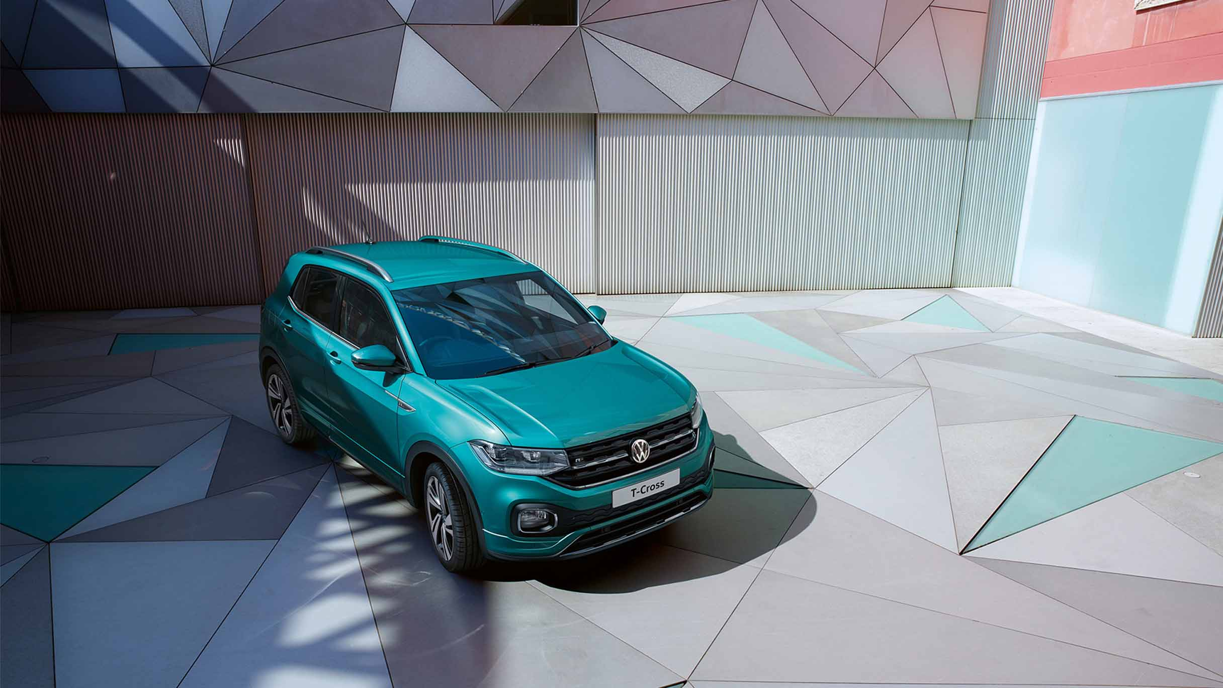 Volkswagen T-Cross now for sale