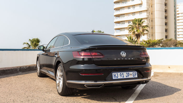 Barons VW Arteon new article review image 2