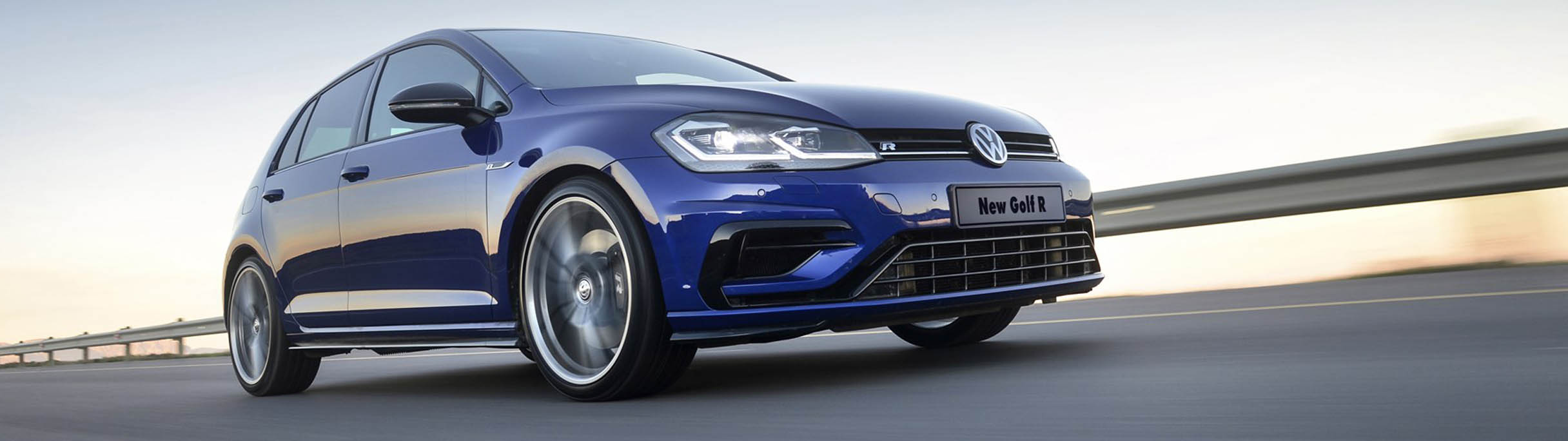 5 Reasons to buy a 228kW Golf R from Barons