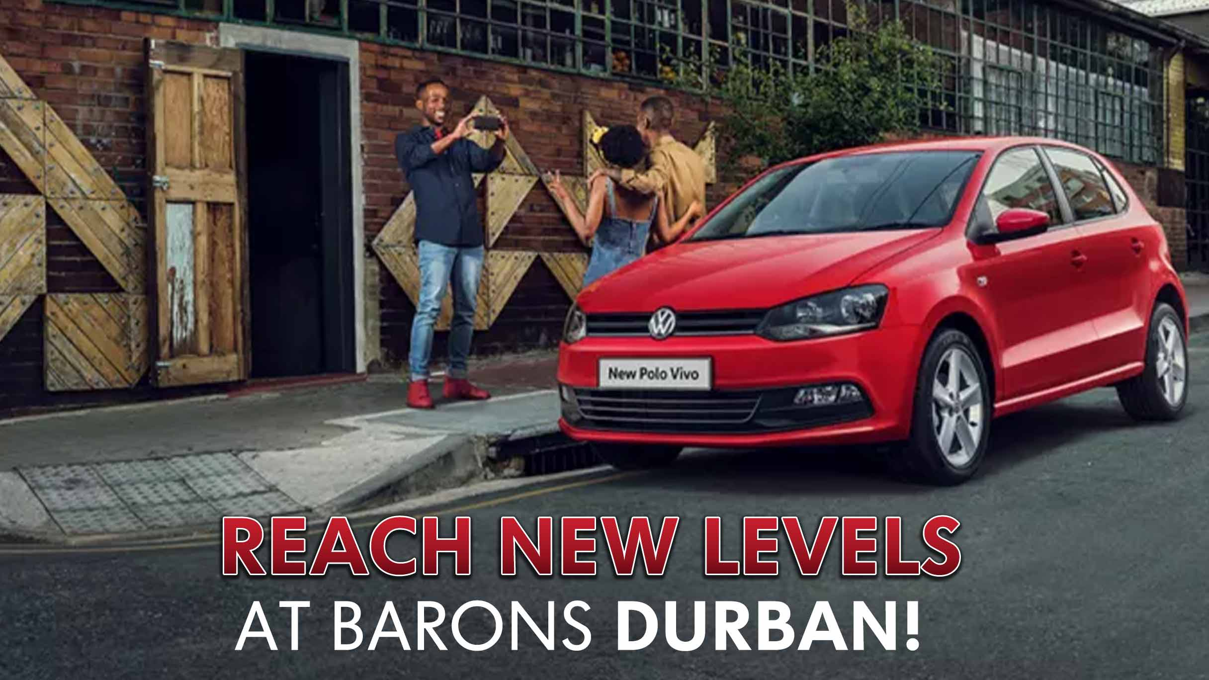Barons Durban VW Polo 2020 upgrade offer
