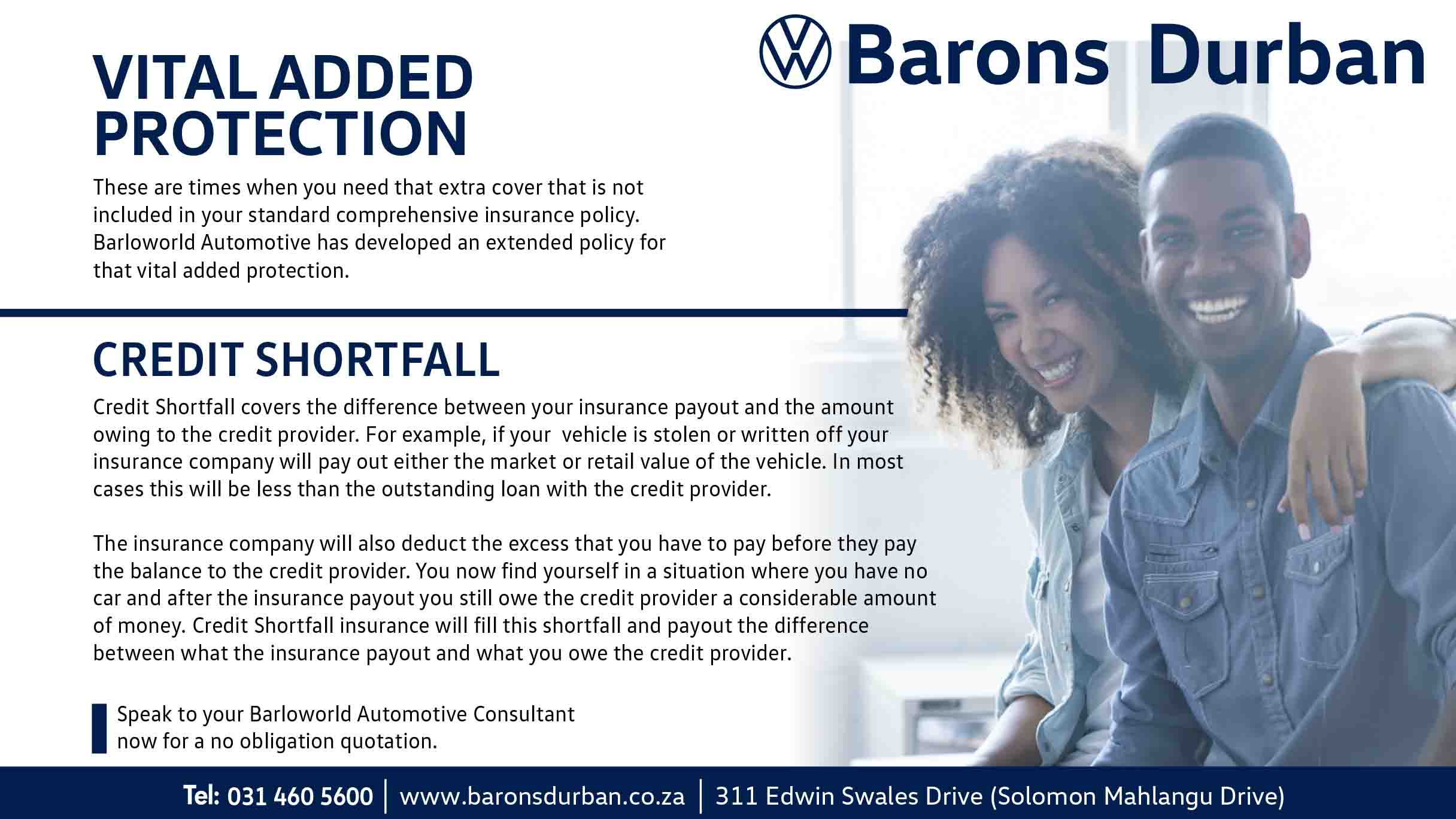 Barons Durban Finance and insurance services