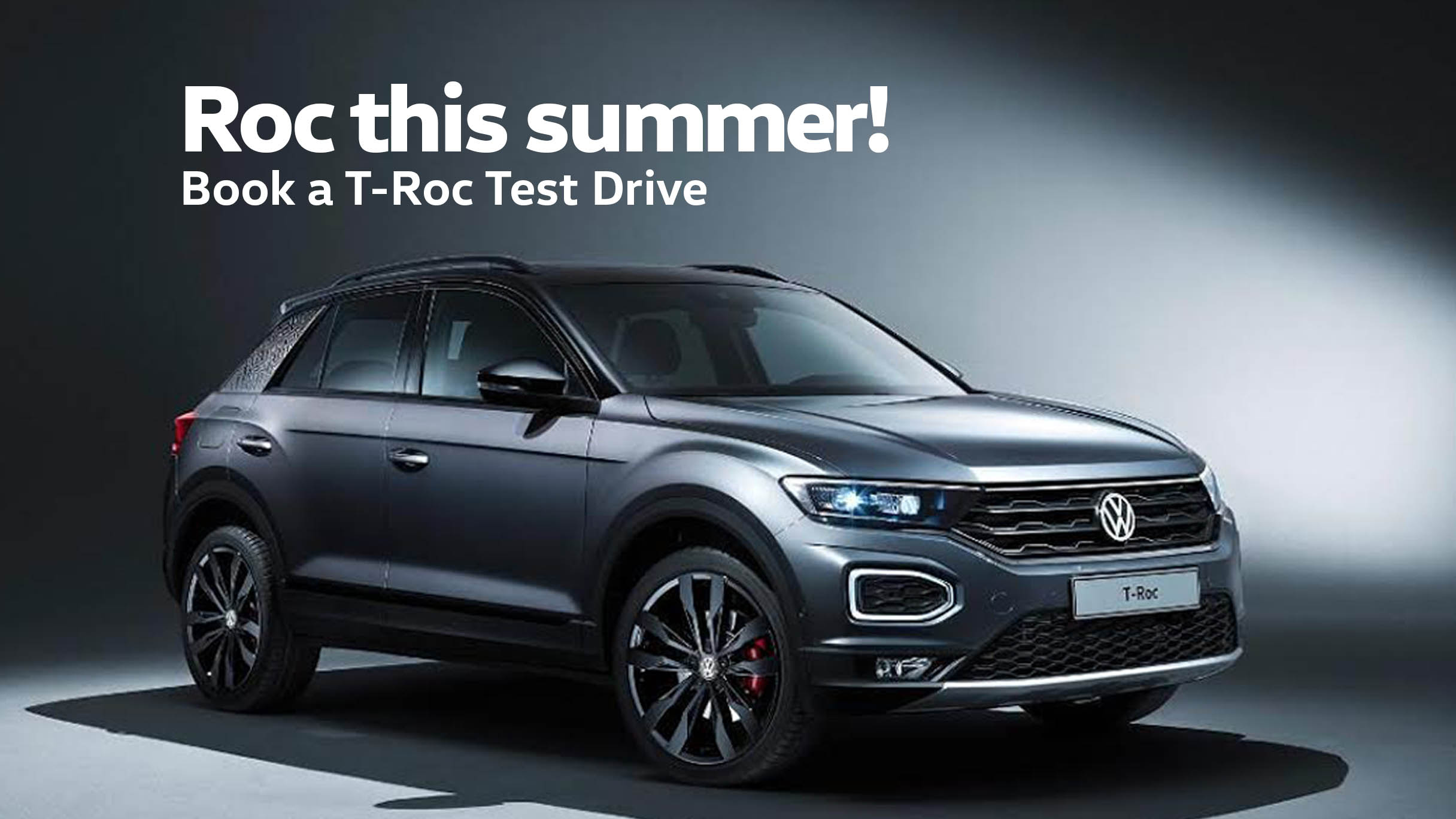 Test drive the T-Roc SUV at Barons Durban